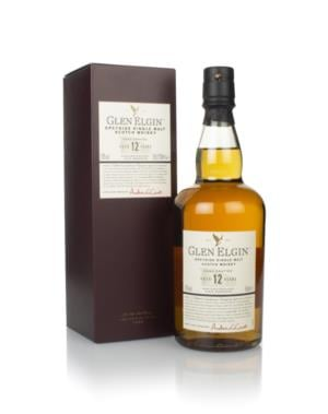 Glen Elgin 12 Year Old Single Malt Scotch Whisky