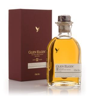 Glen Elgin 32 Year Old Single Malt Scotch Whisky