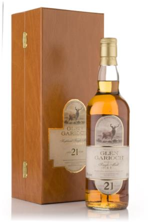 Glen Garioch 21 Year Old Single Malt Scotch Whisky