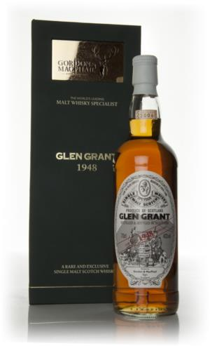 Glen Grant 1948 Gordon & MacPhail Single Malt Scotch Whisky