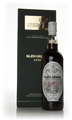 Glen Grant 1959 Gordon & MacPhail Single Malt Scotch Whisky