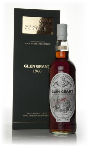 Glen Grant 1960 Gordon & MacPhail Single Malt Scotch Whisky