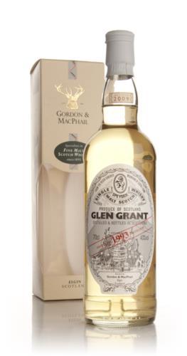Glen Grant 1993 Gordon & Macphail Single Malt Scotch Whisky
