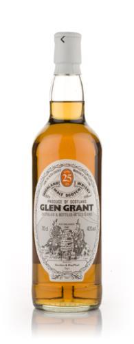 Glen Grant 25 Year Old Gordon & MacPhail Single Malt Scotch Whisky