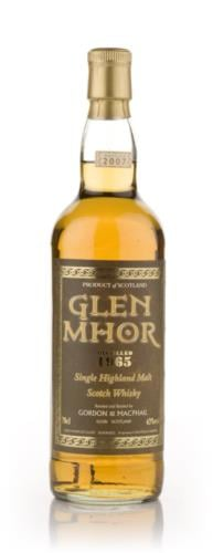 Glen Mhor 1965 Gordon & MacPhail Single Malt Scotch Whisky