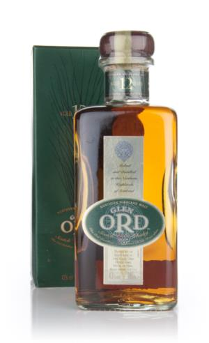 Glen Ord 12 Year Old Single Malt Scotch Whisky