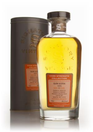Glen Scotia 1974  33 Year Old Signatory
