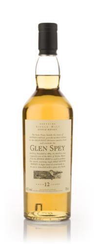 Glen Spey 12 Year Old Flora and Fauna Single Malt Scotch Whisky