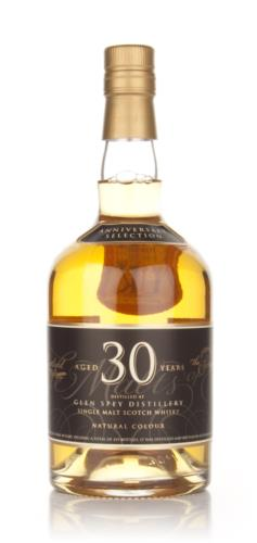 Glen Spey 30 Year Old Speciality Drinks Anniversary Selection Single Malt Scotch Whisky