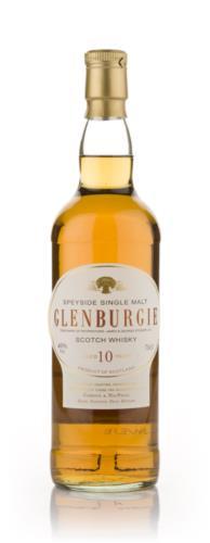 Glenburgie 10 Year Old Gordon And MacPhail Single Malt Scotch Whisky