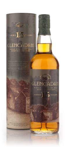 Glencadam 15 Year Old (40%) Single Malt Scotch Whisky