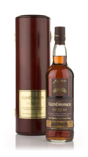 GlenDronach 33 Year Old Single Malt Scotch Whisky