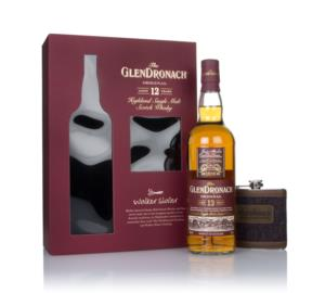 The GlenDronach 12 Year Old Gift Pack with Walker Slater Hip Flask £42.95