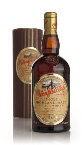 Glenfarclas 15 Year Old (Old Edition) Single Malt Scotch Whisky