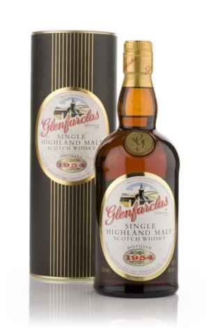 Glenfarclas 1954 46 Year Old Single Malt Scotch Whisky
