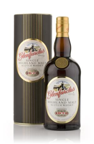 Glenfarclas 1972 19 Year Old Single Malt Scotch Whisky