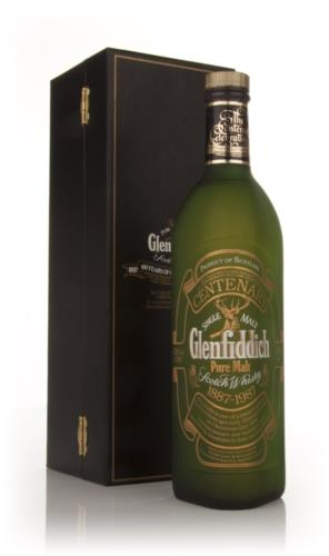 Glenfiddich Centenary Single Malt Scotch Whisky