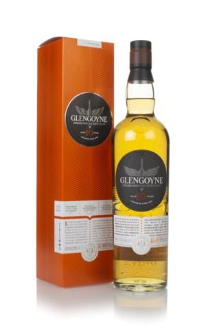 Glengoyne 10 Year Old Single Malt Scotch Whisky