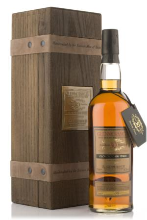 Glenmorangie 30 Year Old Oloroso Sherry Finish Single Malt Scotch Whisky