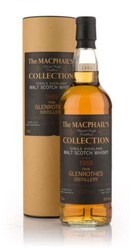 Glenrothes 1965 Gordon & MacPhail Single Malt Scotch Whisky
