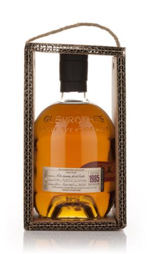 Glenrothes 1985 20 Year Old (Bot. 2005) Single Malt Scotch Whisky