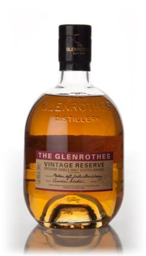 The Glenrothes Vintage Reserve Whisky