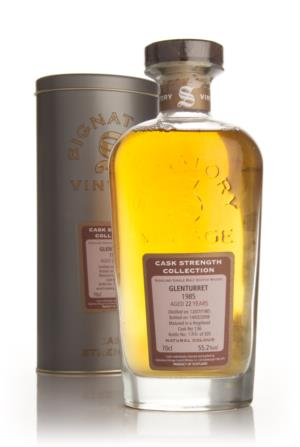 Glenturret 1985 22 Year Old Signatory Single Malt Scotch Whisky