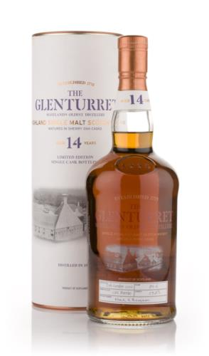 Glenturret 1992 14 Year Old Single Malt Scotch Whisky
