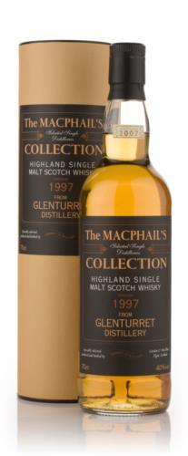 Glenturret 1997 10 Year Old Macphails Collection Single Malt Scotch Whisky