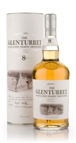 Glenturret 8 Year Old Single Malt Scotch Whisky