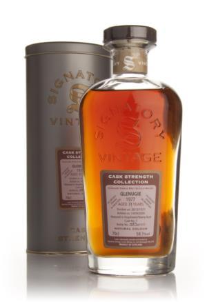 Glenugie 1977 31 Year Old Signatory Single Malt Scotch Whisky