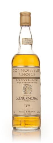 Glenury Royal 1976 Connoisseurs Choice Single Malt Scotch Whisky