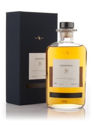 Glenury Royal 1970 36 Year Old Single Malt Scotch Whisky