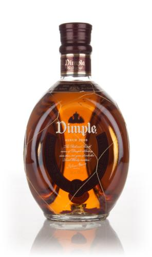 Buy Dimple Pinch Red Ceramic Decanter 15 Year Old Online: Haig Dimple 15 Year Old Whisky