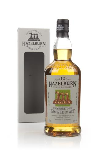 Hazelburn 12 Year Old Single Malt Scotch Whisky