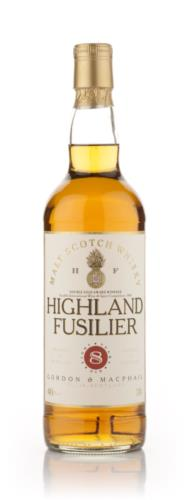 Highland Fusilier 8 Year Old