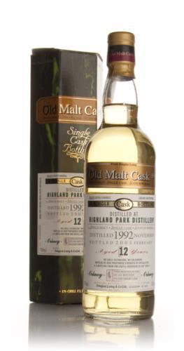 Highland Park 12 Year Old 1992 - Old Malt Cask (Douglas Laing)
