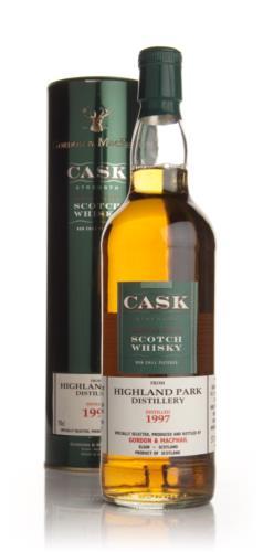 Highland Park 1997 Gordon & MacPhail Cask Strength Single Malt Scotch Whisky