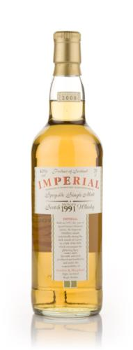 Imperial 1991 Gordon & MacPhail Single Malt Scotch Whisky
