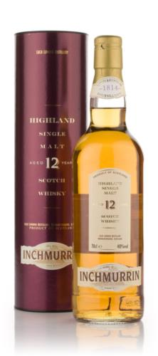 Inchmurrin 12 Year Old Single Malt Scotch Whisky