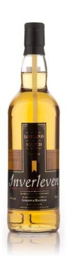 Inverleven 1991 15 Year Old Gordon & MacPhail Single Malt Scotch Whisky