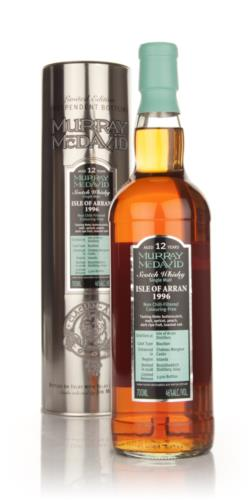 Arran 1996  12 Year Old  Murray McDavid Single Malt Scotch Whisky