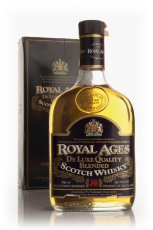 J&B Royal Ages