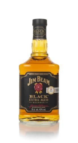 Jim Beam Black Label Bourbon Whiskey 70cl