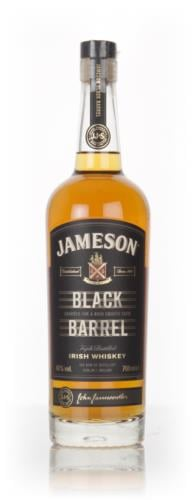 jameson black barrel whiskey master of malt. Black Bedroom Furniture Sets. Home Design Ideas