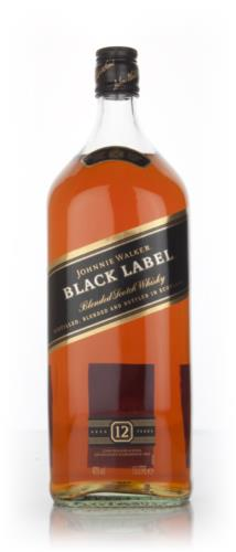 Johnnie Walker Black Label 12 Year Old 1.5l