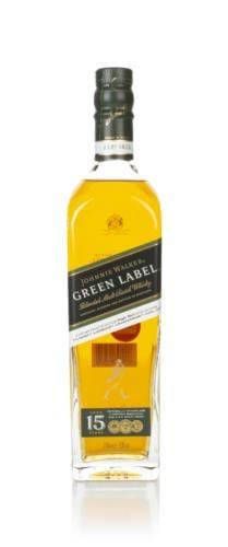 Johnnie Walker Green Label 15 Year Old Whisky Master Of Malt