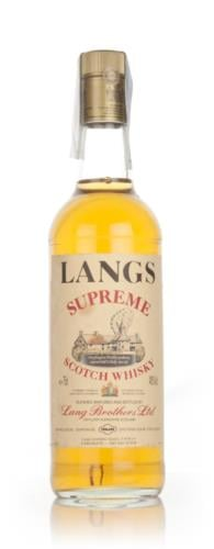 Lang's Blended Scotch Whisky