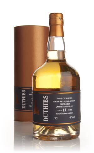 Laphroaig 11 Year Old - Duthies (WM Cadenhead)