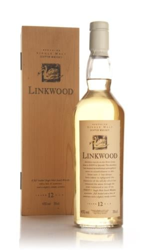Linkwood 12 Year Old - Flora and Fauna (Old Bottle)